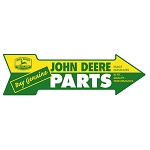 Buy Genuine John Deere Parts Arrow Sign - 99119