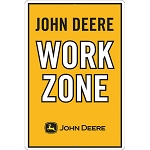 John Deere Work Zone Sign - 99184