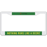 John Deere License Plate Frame - 10114