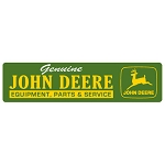 John Deere Genuine Parts Reproduction Large Metal Sign - LP51872