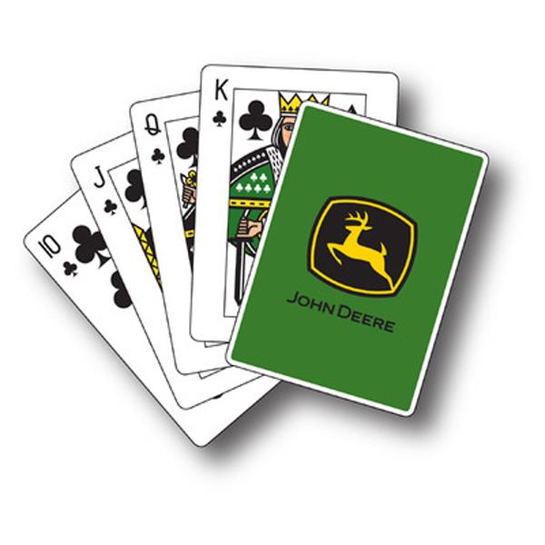 John Deere Playing Cards