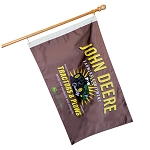 John Deere Double-Sided Farming Equipment Flag - 15126