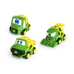 John Deere Tough Ol Trio Vehicle Set - 10591