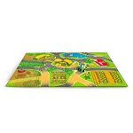 John Deere Country Lanes Playmat and Vehicle - 10619