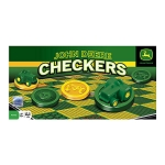 John Deere Checkers Collectors Game Set - LP46429