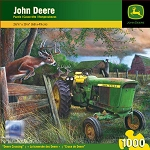 John Deere 1000-Piece Puzzle - Deere Crossing - LP46428