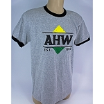 AHW Custom Established 1932 Ringer T-Shirt - PC54R