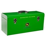 John Deere 20-inch Green Hand Carry Toolbox - HR-20HB-1