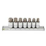 John Deere Jumbo Metric Hex Bit Socket Set - TY26849