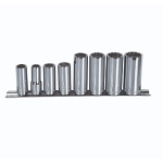 John Deere 3/8-inch Drive 8-piece Deep Well Socket Set - TY27809