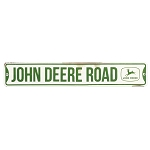 John Deere Tin Street Sign - LP70655