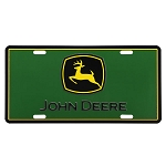 John Deere Logo License Plate - LP71676