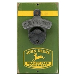 John Deere Quality Farm Equipment Bottle Opener  - LP71680
