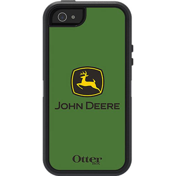 John Deere Logo Otterbox Defender Phone Case Jdphlogo