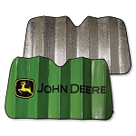 John Deere Accordion Windshield Sun Shade - 003684