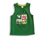 John Deere Green Infant Tank - JSGT007G1F1