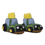 John Deere Toddler Tractor Slippers - LP53930 - LP53927 - LP53926 - LP53928