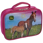 John Deere Horses Lunchbox - JFL815PC