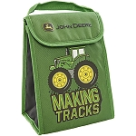 John Deere Making Tracks Foldable Lunch Bag - JFL554GC1