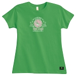 John Deere Ladies' Heavyweight T-Shirt - 139533
