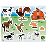 John Deere Custom Magnet Sheet -  LP37982