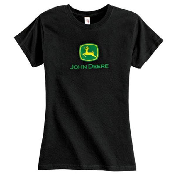 John Deere Ladies 39 Trademark T Shirt 154719
