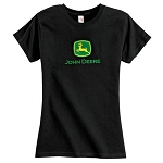 John Deere Ladies' Trademark T-shirt - 154719