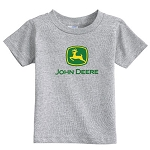 John Deere Gray Infant T-Shirt - 39568