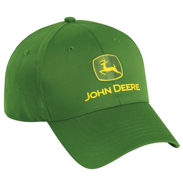 John Deere Gifts >> John Deere Authentic Green Twill Cap - AI77946