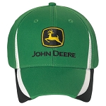 John Deere Textured Performance Cap - LP49122