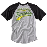 John Deere Men's Short Sleeve Baseball Tee - 216956