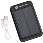John Deere 5,000mAh Solar Power Bank - 248967