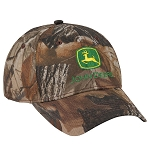 John Deere Youth Basic Camo Cap - 202080