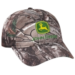 John Deere Realtree Camo Performance Cap - LP69051