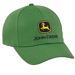 John Deere Green Stretch Fit Performance Cap - LP69122