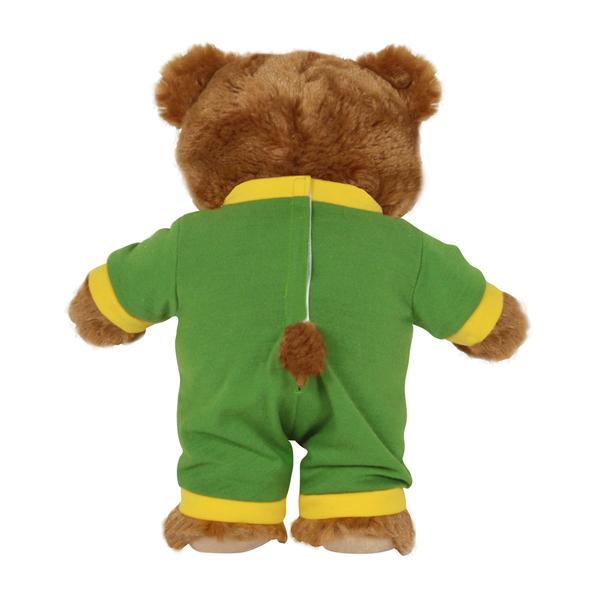 NEW 2016 *JOHN DEERE* BUILD-A-BEAR *BROWN TEDDY BEAR CUB* w//Green Outfit NEW!!