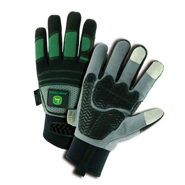 John Deere Gifts >> John Deere Men's Lined Touchscreen Glove - LP47718 - LP47716 - LP47717