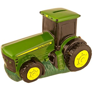 John Deere Tractor Savings Bank - LP47962