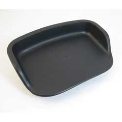 Plastic Seat for Die-cast Pedal Tractor (Black)