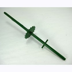 John Deere Plastic Pedal Tractor Rear Axle with Sprocket - TBE10236