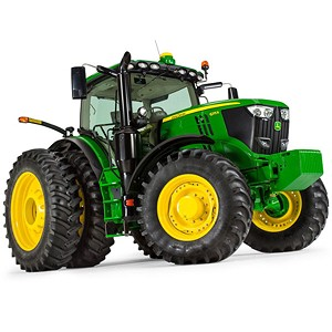 John Deere 1:32 scale Prestige Collection 6215R Tractor - 45522