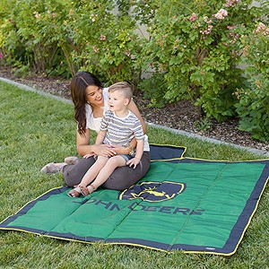 John Deere Durable Fold Up Mat - LP64814