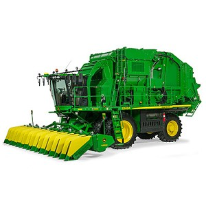 John Deere 1:64 scale Toy CS690 Cotton Stripper - LP53358