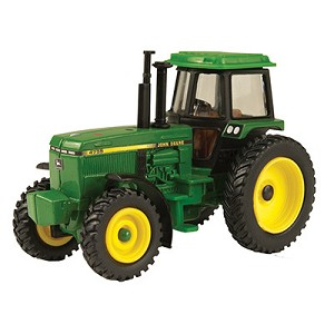 John Deere 1:64 scale Model 4755 Toy Tractor - LP64449