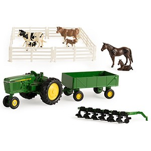 John Deere 1:32 scale Toy Die Cast Value Set - LP64818