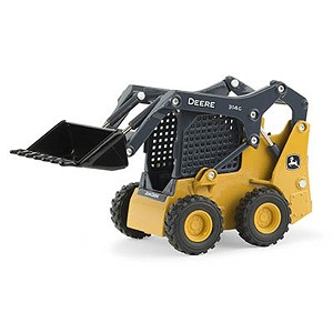 John Deere 1:32 scale 314G Skid Steer Loader - 45562