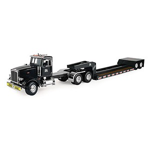 Big Farm 1/16 scale model Semi with Low Boy Trailer - 46617