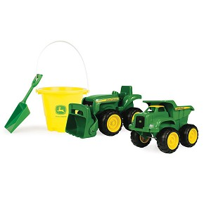 John Deere 6 inch Big Scoop Sandbox Value Set - LP68423