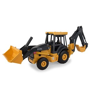 John Deere Big Farm 310SL Backhoe Loader - LP68578