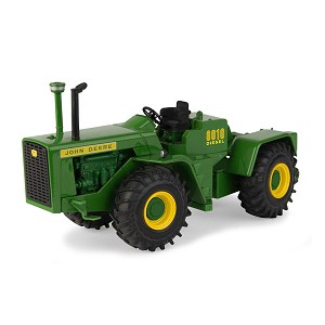 John Deere 1:32 scale National Farm Toy Museum 2018 Collector Edition 8010 Tractor - LP69413